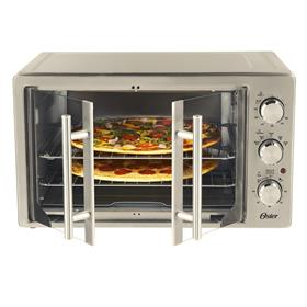Horno Eléctrico Oster Tssttvfdxl2 French Door 42 Lts